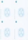 Bewertungsurkunde für Laserdrucker neutral