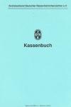 Kassenbuch für Vereine